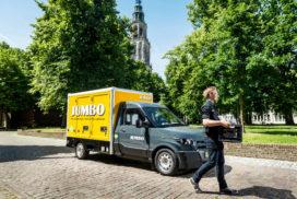 Jumbo ziet online marktaandeel fors groeien