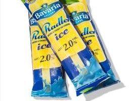 Bavaria lanceert Radler-ijsje met alcohol