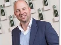 Ard Bossema marketingdirecteur bij Grolsch