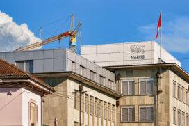 Streefmarge Nestlé tussen 17,5 en 18,5%
