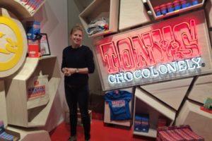 'Bedrijven als Tony's Chocolonely in opkomst'