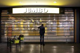 Jumbo sluit tijdelijk deuren vanwege muizen