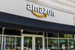 Amazon vangt bot bij Franse ketens