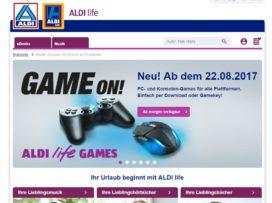 Aldi (D) start met verkoop videogames