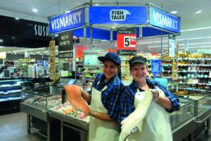Shop-in-shop Fish Tales weg bij AH