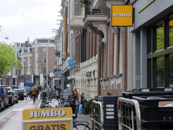 Jumbo concurreert met albert heijn stadhouderskade amsterdam 560x420