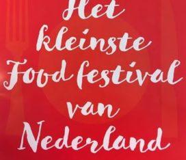 Kleine foodfestivals Spar bij drie City Stores