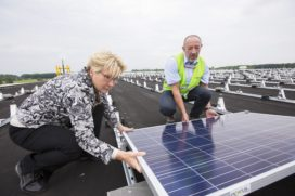 AH-dc krijgt ruim 10.000 zonnepanelen