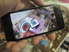 Achtergrond: AH's stappen in augmented reality