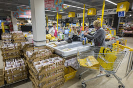 Foodsector groeit door in augustus