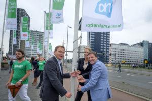 Rotterdamse AH's scoren met taalactiviteiten
