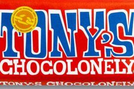 Beursgang Tony's Chocolonely is pr-stunt