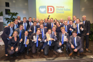 Unilever weer de beste beste buitendienst, zelfs winnaar in vijf categorieën