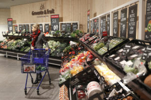 Supermarkten kennen dit jaar matige start