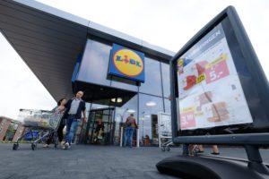 Lidl opent grootste filiaal in Amsterdam