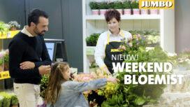 Jumbo van start met Weekendbloemist