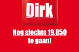 Dirk schampert over prijsverlagingen Jumbo