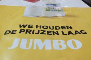 Prijsafstand huismerken AH en Jumbo groeit