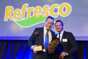 Refresco stemt in met overname