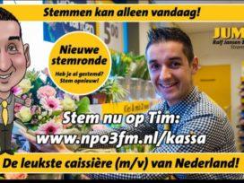 3FM zoekt leukste caissière van Nederland