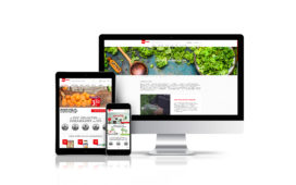 Nieuwe website Dekamarkt