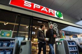 Fotorepo: Spar Express langs de snelweg