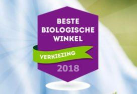 Nominaties voor beste biowinkel bekend