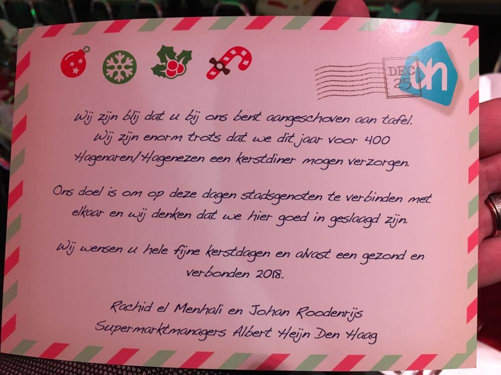 AH Den Haag Kerst