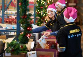 Jumbo start weer kerstdineractie