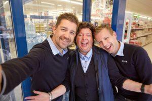 Supermarktmanager Mariska Reijenga: 'Mijn drijfveer is het werken met mensen'