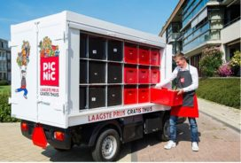 Picnic opent nieuw dc in Diemen