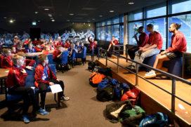 Friese Jumbo's laten sparen voor 'voetbaldroom'