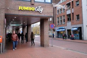 AH To Go tegenover Jumbo City sluit deuren
