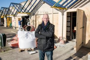 'Plofkraak-Jumbo' na drie weken weer open