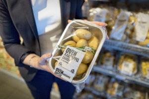 Fotorepo: Nieuwe koers AH met aardappelen