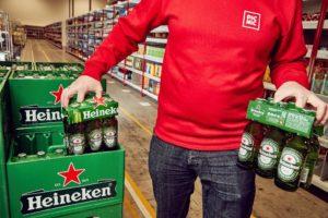 Heineken en Picnic lanceren KwartKrat