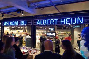 Video: De AH 'koelkastwinkel' in Eindhoven