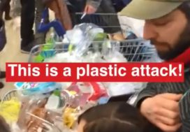 Eerste Nederlandse Plastic Attack in Groningen