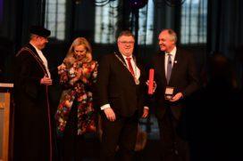 Unilever-ceo Polman onderscheiden voor duurzaamheid