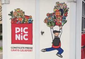 Video: Picnic (Dld) zes maanden tot winst
